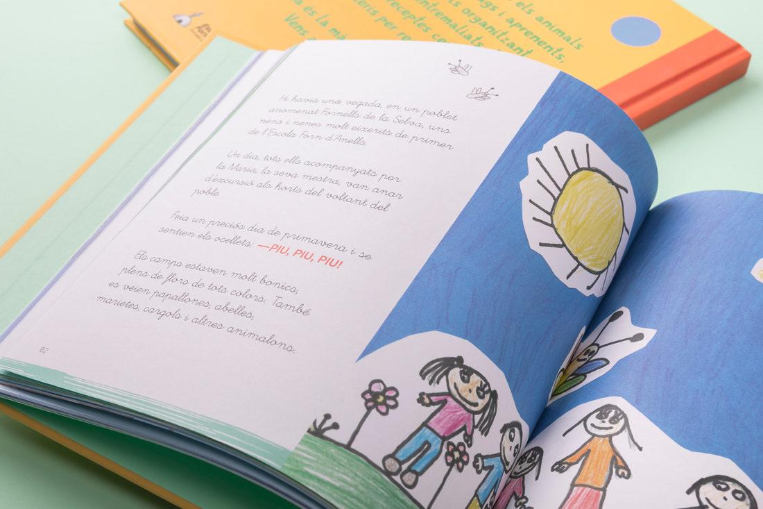 llegir un conte de nens