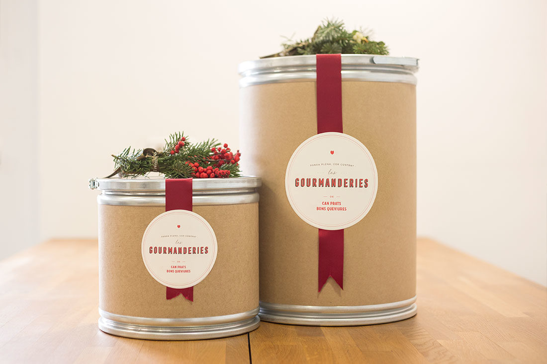 Packaging de Nadal
