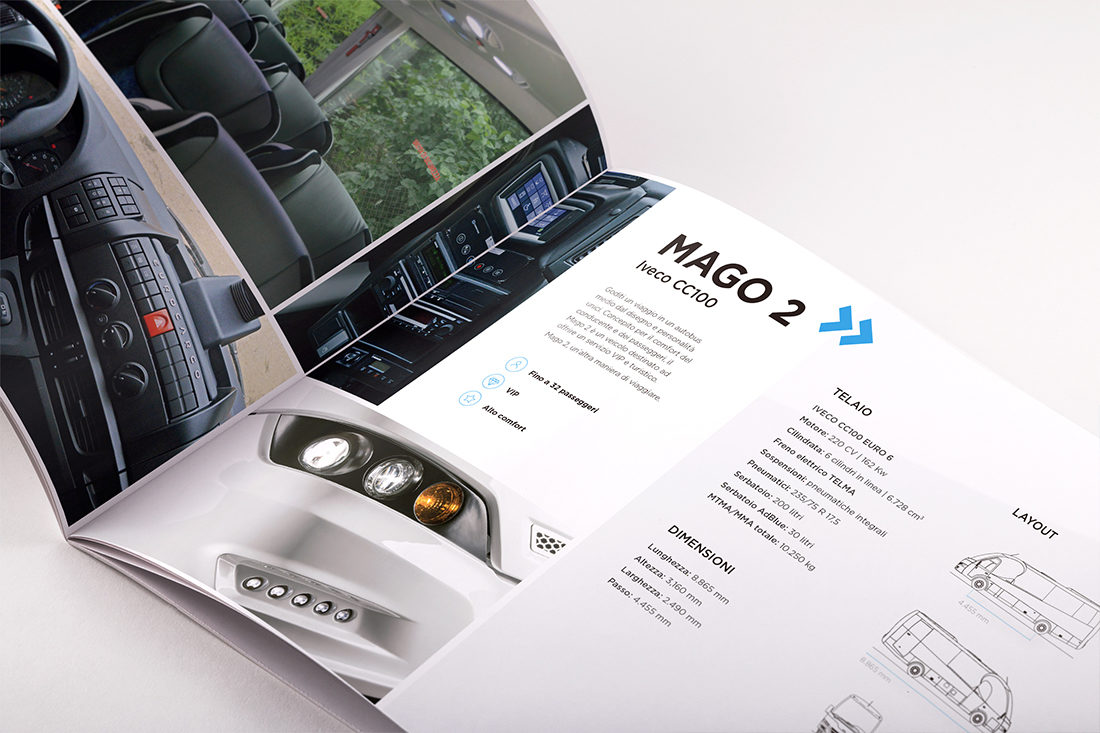 disseny cataleg vehicles