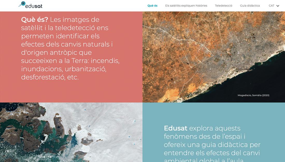 disseny web girona satelits